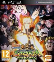 Игра Naruto Shippuden: Ultimate Ninja Storm Revolution (PS3, русская версия)