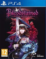 Игра Bloodstained: Ritual of the Night (PS4, русская версия)