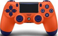 Контроллер Sony DualShock 4 v2 Orange Sunset (Оранжевый закат) (PS4)