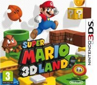 Игра Super Mario 3D Land (3DS)