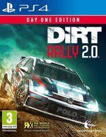 Игра Dirt Rally 2.0 Day 1 Edition (PS4, русская версия)