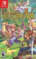 Игра Collection of Mana (Nintendo Switch)