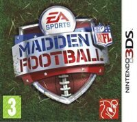 Игра Madden NFL Football (3DS)