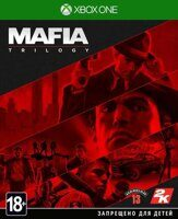 Игра Mafia Trilogy (XBOX One, русская версия)