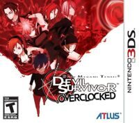Игра Shin Megami Tensei Devil Survivor Overclocked (3DS)