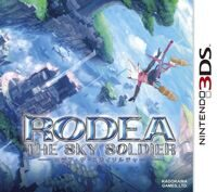 Игра Rodea: The Sky Soldier (3DS)