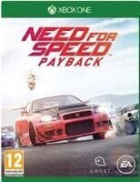 Игра Need for Speed: Payback (XBOX One, русская версия)