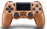 Контроллер Sony DualShock 4 V2 Metallic Copper (PS4)