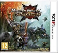 Игра Monster Hunter Generations (3DS)