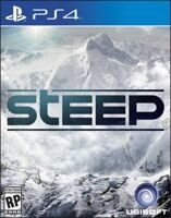 Игра Steep (PS4, русская версия)