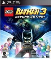 Игра LEGO Batman 3: Beyond Gotham (PS3, русская версия)