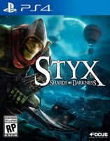 Игра Styx: Shards of Darkness (PS4)