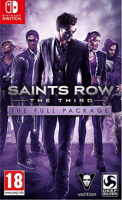 Saints Row: The Third — The Full Package (Nintendo Switch, русская версия)