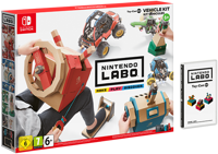 "Игра Nintendo Labo Vehicle Kit (Набор ""Транспорт"") (Nintendo Switch)"