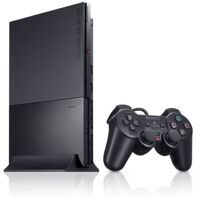 Sony PlayStation 2 Slim Black