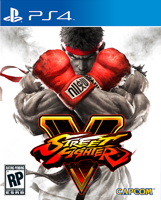 Игра Street Fighter V (PS4, русская версия)