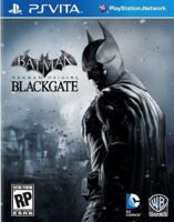 Игра Batman Arkham Origins Blackgate (PS Vita, русская версия)