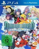 Игра Digimon World: Next Order (PS4)