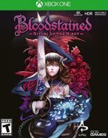 Игра Bloodstained: Ritual of the Night (XBOX One, русская версия)