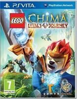 Игра LEGO Legends of Chima: Laval's Journey (PS Vita)