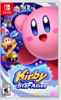 Игра Kirby Star Allies (Nintendo Switch)