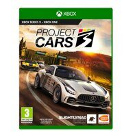 Игра Project CARS 3 (XBOX One, русская версия)