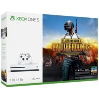Microsoft Xbox One S (1TB) + игра PlayerUnknown's Battlegrounds