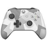Геймпад Microsoft Xbox One S Wireless Controller Bluetooth 3.5 Special Edition Winter Forces (XBOX One S)