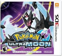 Игра Pokémon Ultra Moon (3DS)