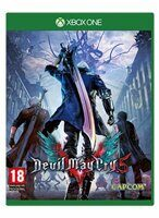 Игра Devil May Cry 5 (Xbox One, русская версия)