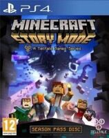 Игра Minecraft: Story Mode (PS4, русская версия)
