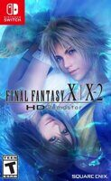 Игра Final Fantasy X/X-2 HD Remaster (Nintendo Switch)