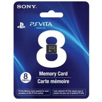 Карта памяти Sony PS Vita Memory Card 8GB