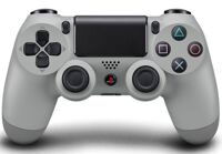 Контроллер Sony DualShock 4 20th Anniversary Edition (серый) (PS4)