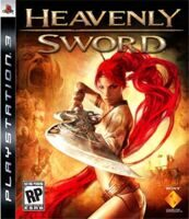 Игра Heavenly Sword (PS3)