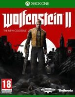 Игра Wolfenstein 2: The New Colossus (XBOX One, русская версия)