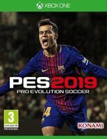 Игра Pro Evolution Soccer 2019 (PES 19) (XBOX One, русская версия)