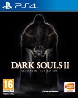 Игра Dark Souls II: Scholar of the First Sin (PS4, русская версия)