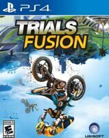 Игра Trials Fusion (PS4, русская версия)