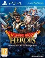 Игра Dragon Quest Heroes: The World Tree's Woe and the Blight Below (PS4)