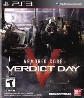 Игра Armored Core: Verdict Day (PS3)