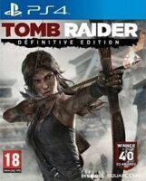 Игра Tomb Raider: Definitive Edition (PS4, русская версия)