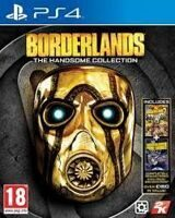 Игра Borderlands: The Handsome Collection (PS4)