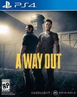 Игра A Way Out (PS4, русская версия)