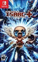 Игра Binding of Isaac: Afterbirth+ (Nintendo Switch)