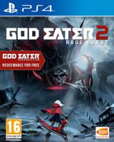 Игра God Eater 2: Rage Burst (PS4, русская версия)