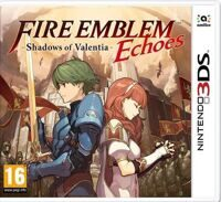 Игра Fire Emblem Echoes: Shadows of Valentia (3DS)