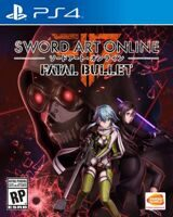 Игра Sword Art Online: Fatal Bullet (PS4)