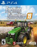 Игра Farming Simulator 19 (PS4, русская версия)