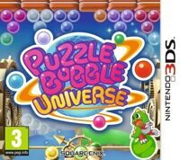Игра Puzzle Bobble Universe (3DS)
